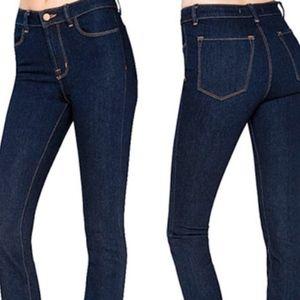 Dark Denim New J Brand Jeans